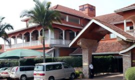 Airport View Hotel Entebbe