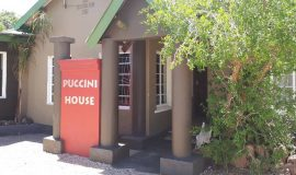 Puccini House Windhoek