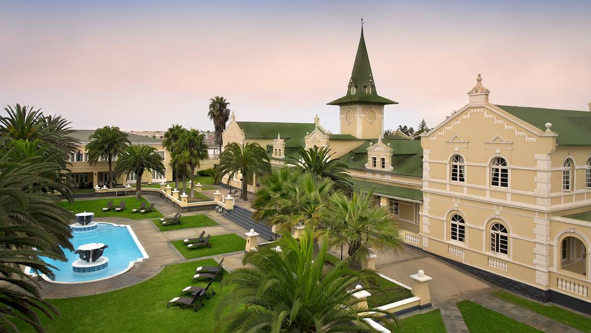 Swakopmund Hotel and Entertainment Center